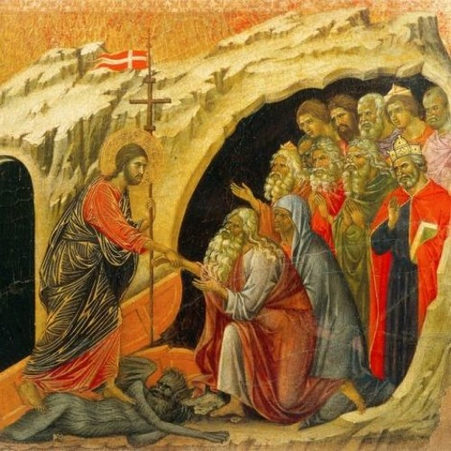 Holy Saturday - Jesus Descends Into Hell