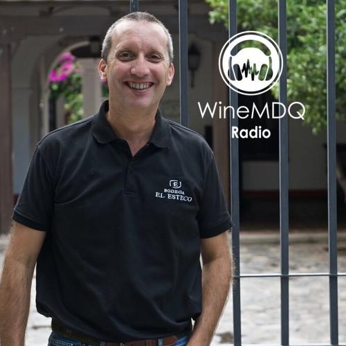 WineMDQ Radio Programa 36 - Entrevista a Alejandro Pepa Bodega El Esteco