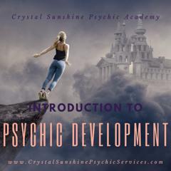 Introduction to Psychic Development Program