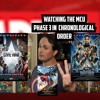 MCU Phase 3 Chronologically - Build Up To Avengers Endgame