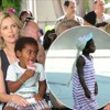 Actress Charlize Theron Now Raising Daughter She Adopted As A Boy