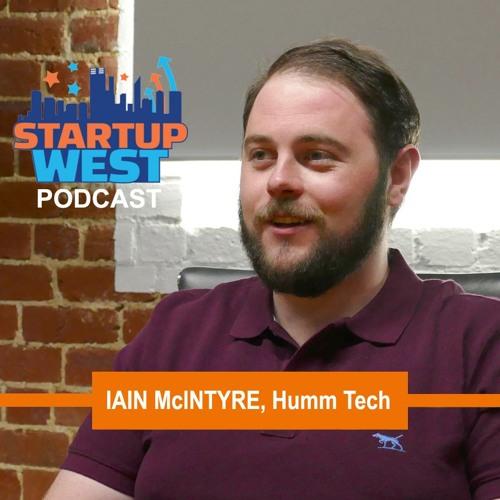 13. Iain McIntyre, HUMM Tech