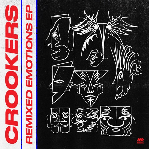 CROOKERS - Ghetto Plasma (BIG DOPE P Remix) [BBC Radio 1 rip]