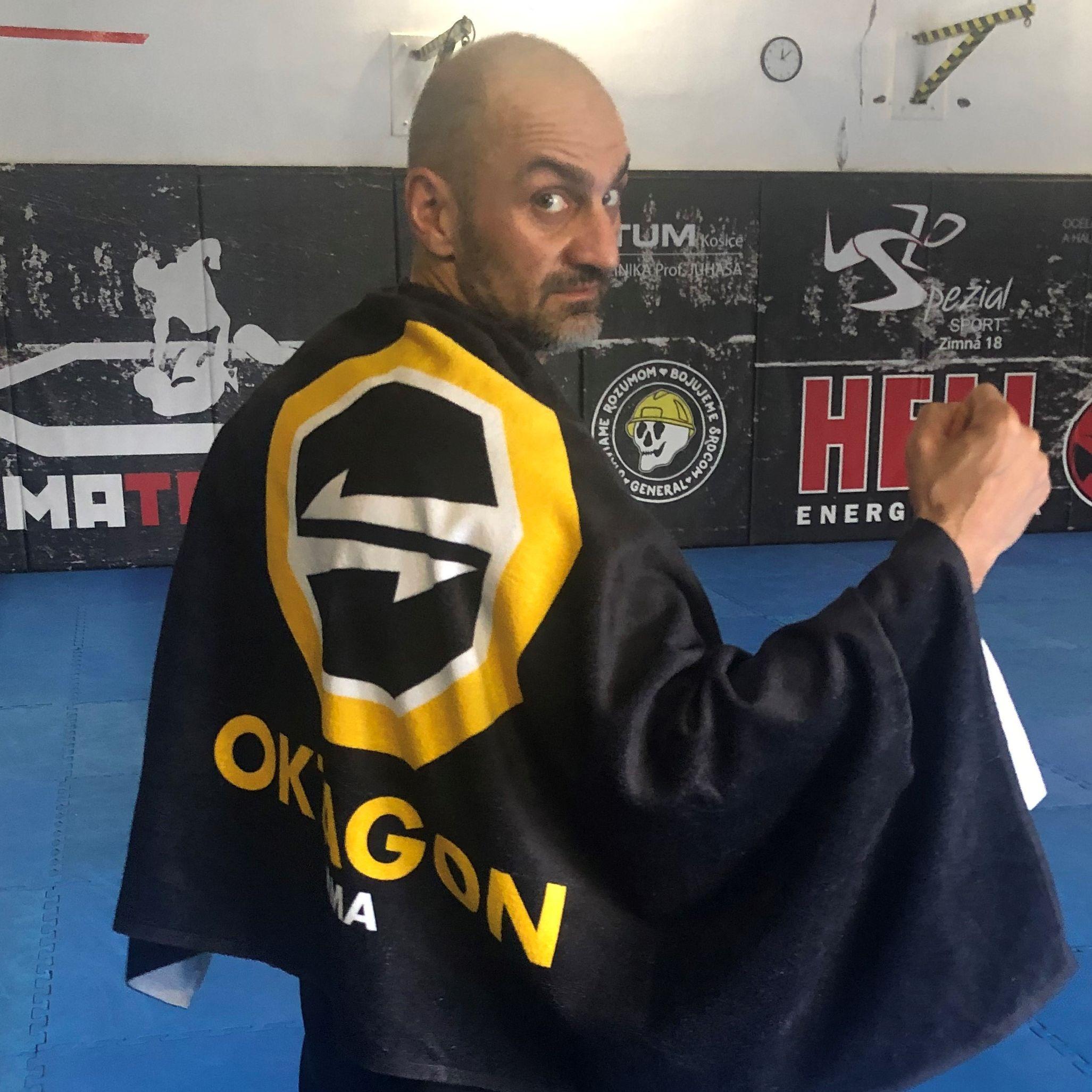 107. Podcast Mužom.sk: #20 Juraj Winkelmes - promotér, tréner, spoluzakladateľ MMA Top Team Košice