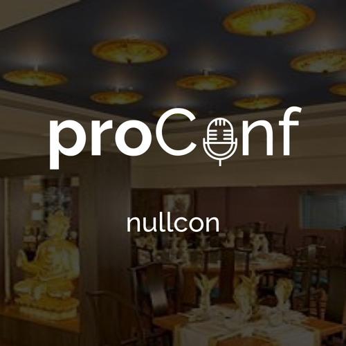ProConf #10 Nullcon GOA 2019