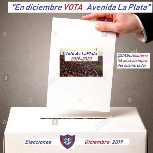 "Programa Nº 974 .""En diciembre VOTA Av.La Plata"""