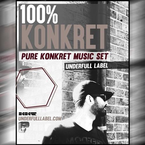 Dj Konkret. 100% Konkret promo mix April 2019. (DOWNLOAD)