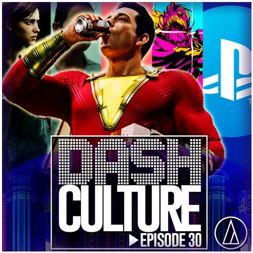 EPISODE 30 - PS5, XBOX ONE DISCLESS, SHAZAM & PET SEMATARY REVIEW, THE LAST OF US 2