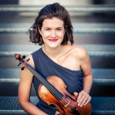 Elsa Grether, la violoniste pétillante et talentueuse