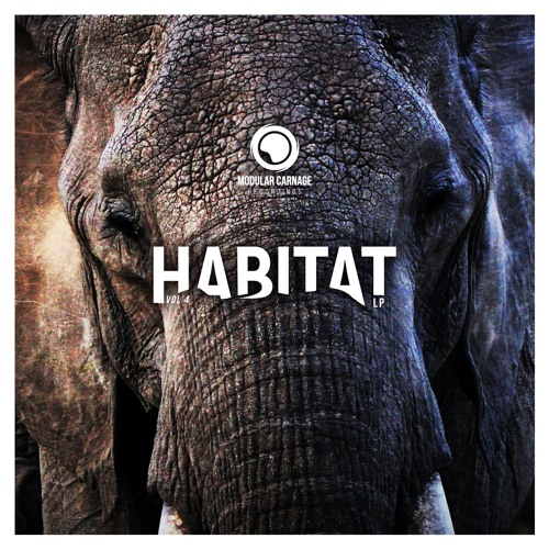 VA - HABITAT VOL 4 2019 [LP]
