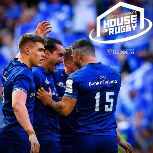 Episode 28 - Leinster beast purring, Munster outgunned and John Hayes interview