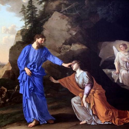Qu'est-ce qui demeure quand tout passe ? (Jean 20:1-18 ; Jean 1:35-42 ; 1 Corinthiens 1:22-25)