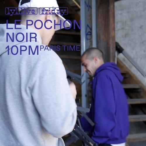 Uglyy & Israfil - Le Pochon Noir on LYL Radio - 13.04.19