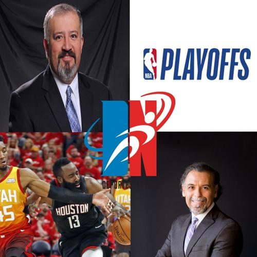 DN - NBA Playoffs - Houston y Harden en buen momento
