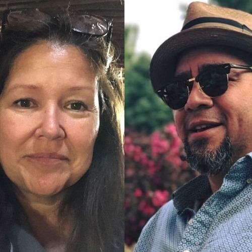 4-19-19 Tonia Galban And Michael Galban from the Ganondagan State Historic Site
