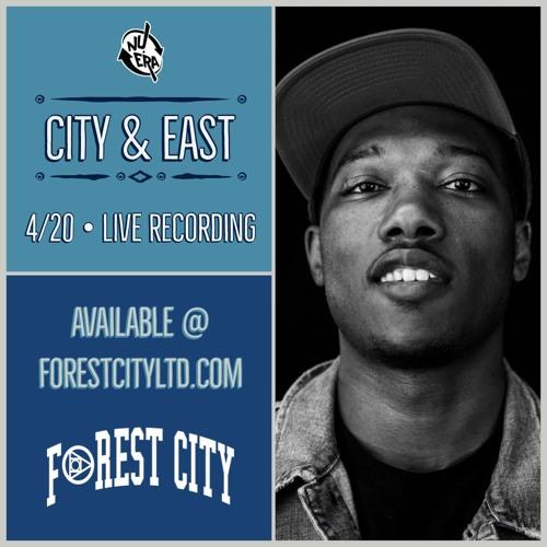 City East 4/20 Live Recording