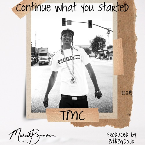 Continue What You Started (Nipsey Hussle Tribute)