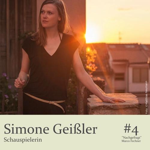 """""""Nachgefragt"""" bei Simone Geißler, Schauspielerin"""