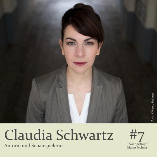 """""""Nachgefragt"""" bei Claudia Schwartz, Buchautorin und Schauspielerin"""