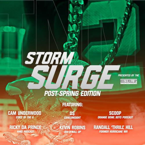 Storm Surge: Post Spring Edition