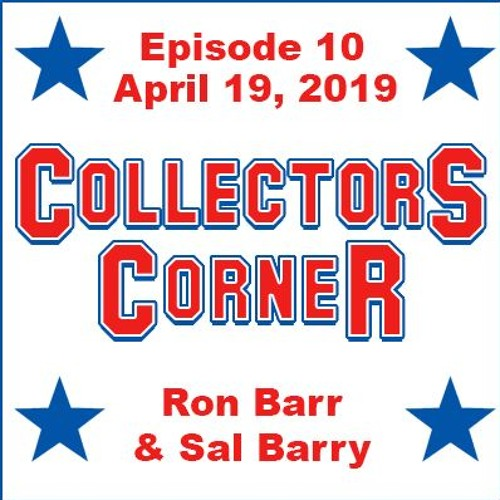 Collectors Corner #10 - 4/19/2019 - Buying Vintage Card Packs