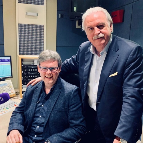 RTE Lyric FM - Interview with Marty Whelan