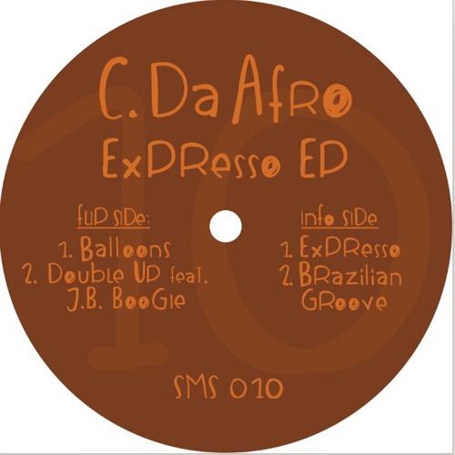 PREMIERE: C. Da Afro - Expresso [Samosa Records]