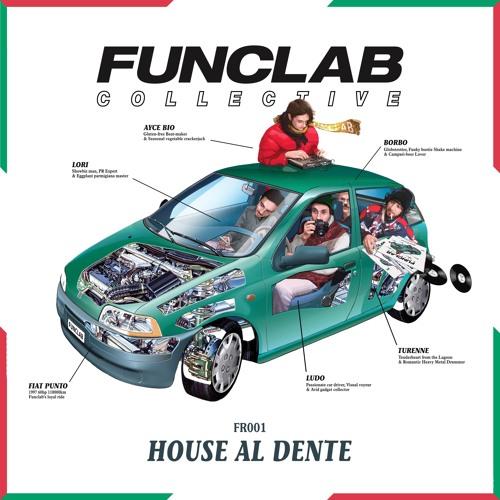 "[FR 001] ""HOUSE AL DENTE"" by FUNCLAB COLLECTIVE"