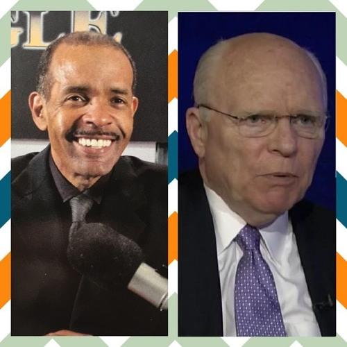 "Joe Madison and Brian Lamb talk about ""The Presidents"""