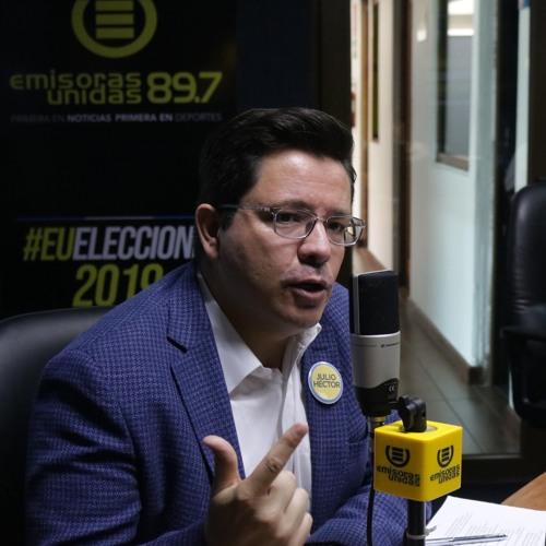 2019 - 04 - 23 - A Primera Hora Bloque - 001 Entrevista A Julio Héctor Estrada
