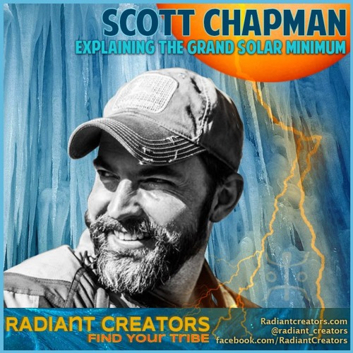 Interview With Scott Chapman - Explaining The Grand Solar Minimum