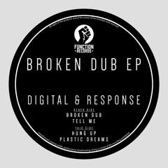 DIGITAL & RESPONSE_BROKEN DUB E.P.