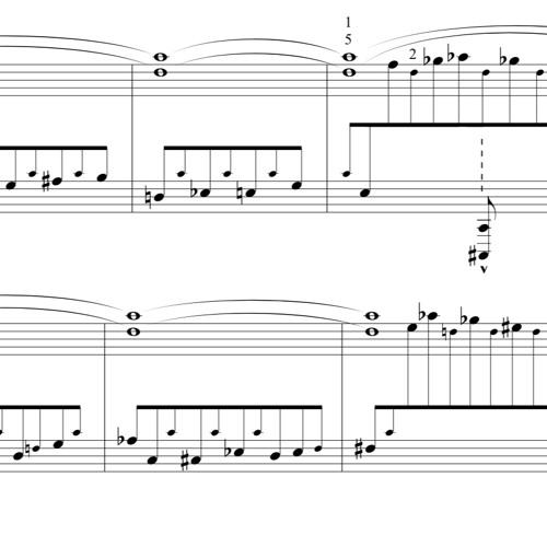 Chorale Variations (2014)