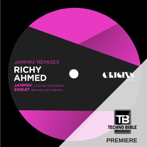 le dernier e79b4 6b3b9 TB Premiere: Richy Ahmed - Sweat (Ben Rau Meta Remix ...