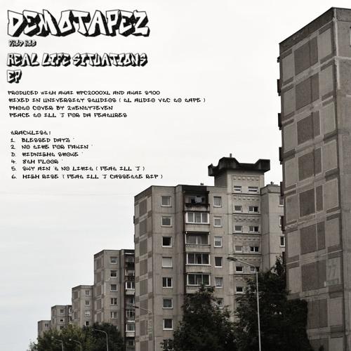 6. DEMOTAPEZ Feat. ILL' J - High Rise' (CASSETTE RIP)
