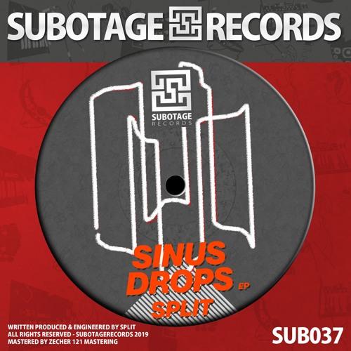 CLEAR / SPLIT // SINUS DROPS EP (SUB037)