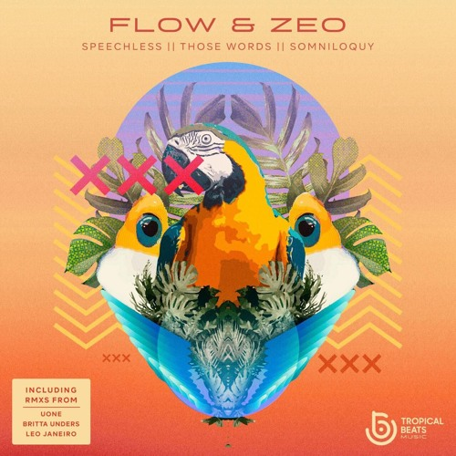 Flow & Zeo - Those Words (Britta Unders Remix)