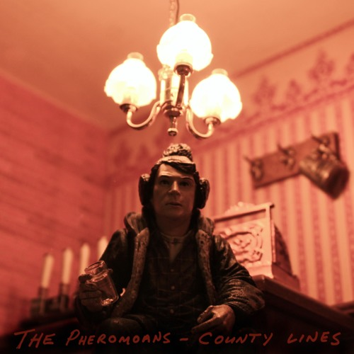 The Pheromoans - The Sixth Bell (ALT46)