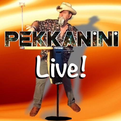 Pekkanini Live