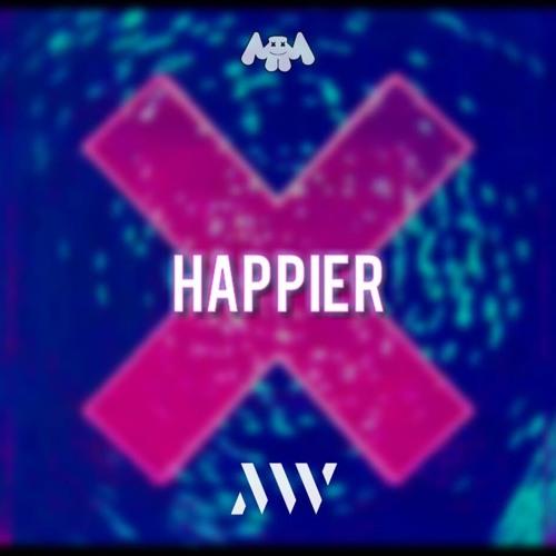 Marshmello Bastille Happier: Happier (Maurice West Extended