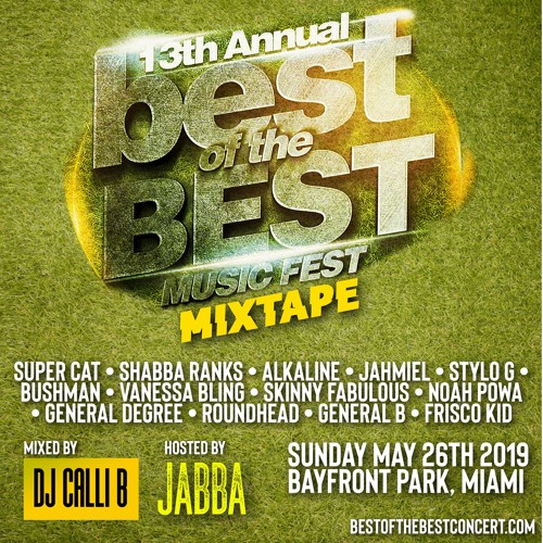 BEST OF THE BEST 2019 MIX