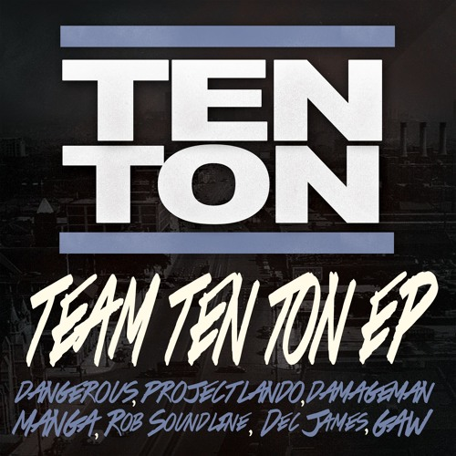 VA - Team Ten Ton 2019 [EP]