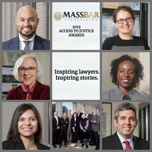 Meet the 2019 MBA Access to Justice Award Winners