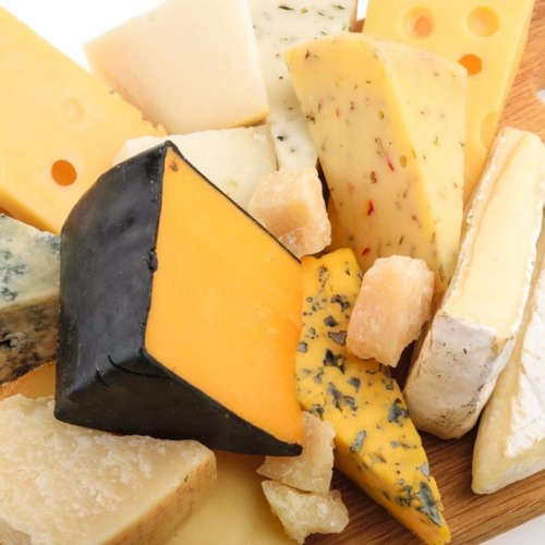CHEESE SUNDAY (narrated by Jen Waters)