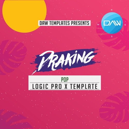 Draking Logic Pro X Template
