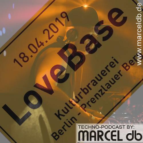 Techno - Podcast by MARCEL db @ LoveBase