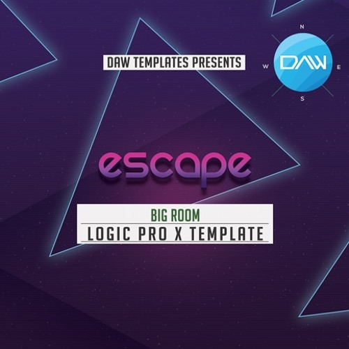 Escape Logic Pro X Template