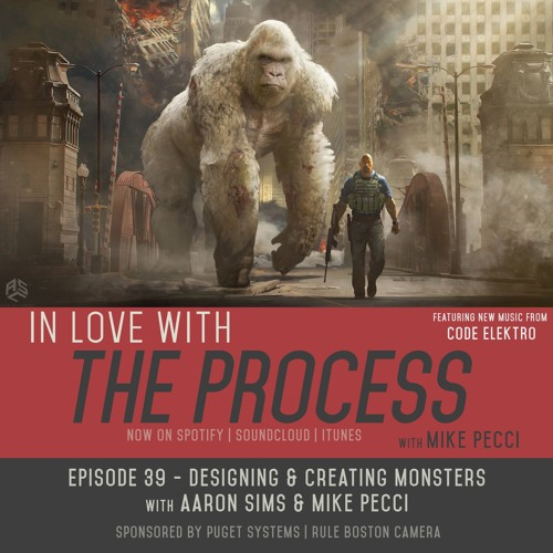 EP39 | Designing & Creating Monsters (with Aaron Sims)