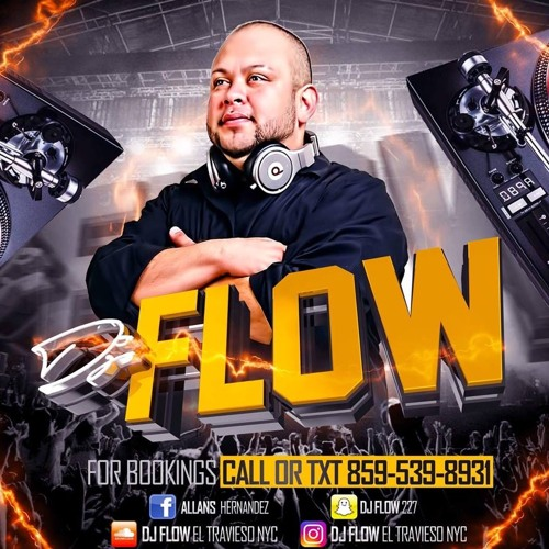 DJ FLOW EL TRAVIESO NYC CUBATON MIX ABRIL VOL.1