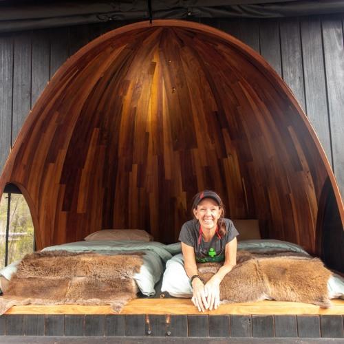 Travel Writer Fiona Harper On Tasmania's Indigenous Wukalina 4 - Day Walk -Graeme Kemlo